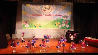 健康舞 - Summer Celebration @ Think International Sch