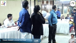 THANE PREMIER LEAGUE AUCTION 2019, TPL 3 THANE