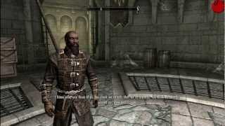 Dawnguard [Episode 2] Gameplay/Walkthrough - Into Dimhollow Crypt