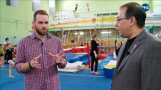 Спортивная гимнастика -  «Утро с Вами» 23.10.2017