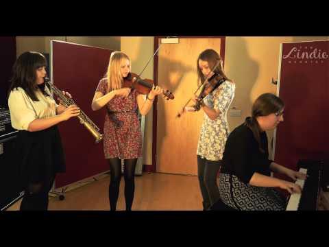 Assembly Lane/The Dancing Slugs- The Lindie Quartet