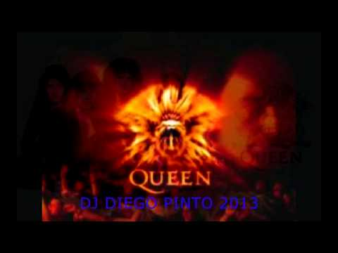 Queen Mix Greatest Hits By Dj Diego Pinto.