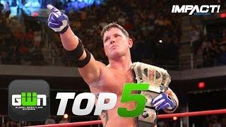 5 Greatest AJ Styles Slammiversary Moments | GWN Top 5