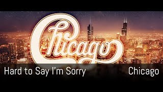 Hard to Say I'm Sorry, Chicago, fingerstyle guitar cover, Jake Reichbart