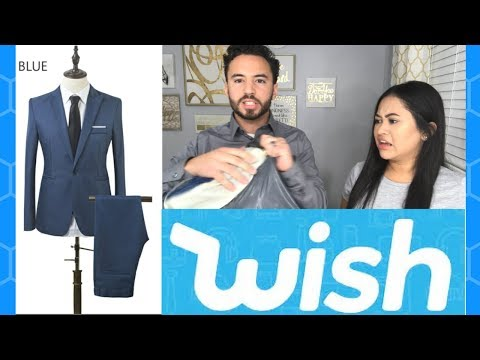 Mens Suit From Wish Actually Worth It