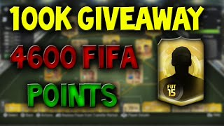 Fifa 15 - Pack Opening - 100K GIVEAWAY! [ENDED!] Thumbnail