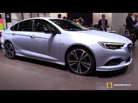 2017 Opel Insignia Grand Sport - Exterior and Interior Walkaround - 2017 Geneva Motor Show