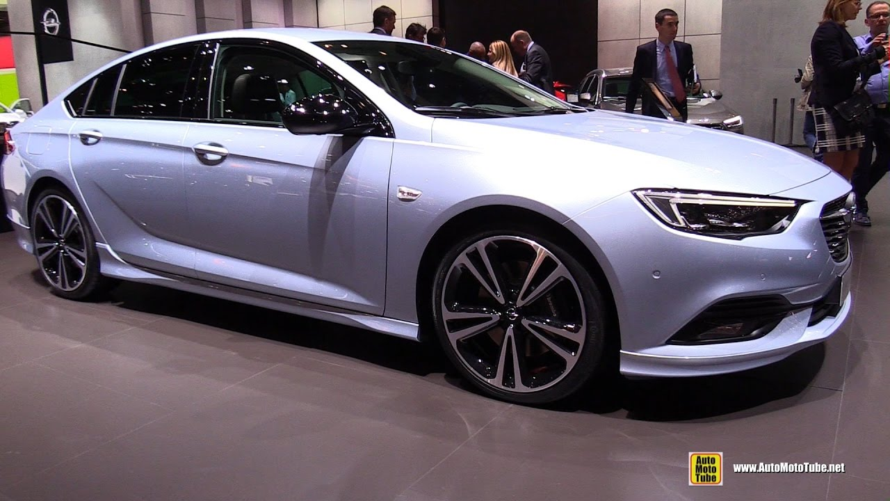 2017 opel insignia grand sport exterior and interior. Black Bedroom Furniture Sets. Home Design Ideas