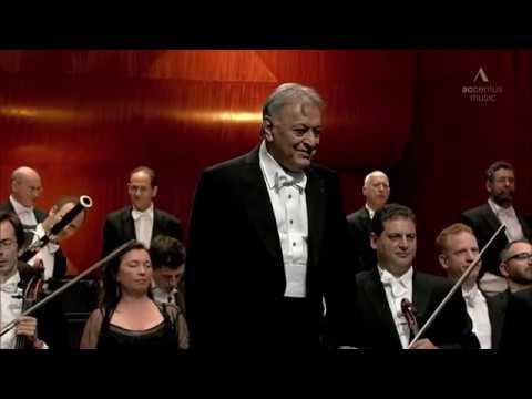 "Overture to ""Die Fledermaus"" - Zubin Mehta, Israel Philharmonic Orchestra"
