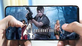 SAIU, O MELHOR Resident Evil 4 PARA ANDROID 2020 (SAIU ATUALIZAÇÃO )