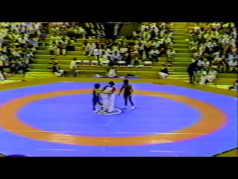 1978 Commonwealth Games: 52 kg Final Sudesh Kumar (IND) vs. Ray Takahashi (CAN)