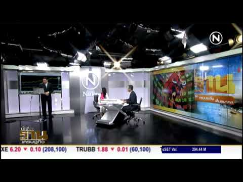 Rerun : ชั่วโมงฐานเศรษฐกิจ : หุ้นเด่นก่อนตลาดวาย   on Nation TV [23-5-61]