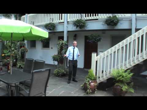 Tour of The Regent Hotel, Ambleside, The Lake District