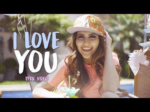 Sofia Oliveira - I Love You (Lyric Video)
