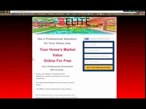 Real Estate Marketing & Lead Gen for Elite Pacific Realty, Landing Pages and Facebook Advertising