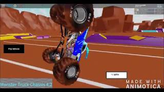 Miami, Monster Jam, Roblox, FREESTYLE!!!