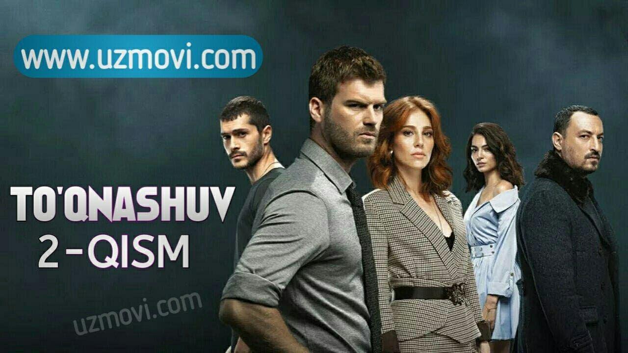 To'qnashuv 2-qism (Uzbek O'zbek tilida yangi Turk serial HD) 2019