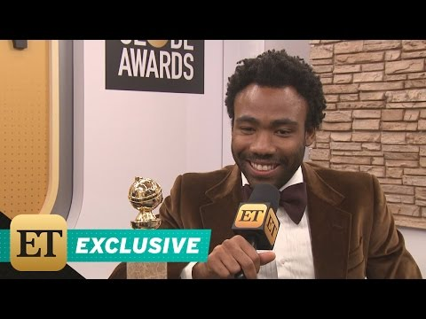 Thumbnail: EXCLUSIVE: Donald Glover on His Migos Shoutout at the Golden Globes: 'I Think They're The Beatles'