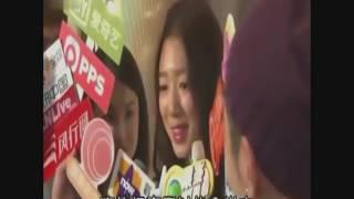 Park Shin Hye attending Miu Miu event in Hong Kong via ifeng tv  FULL HD