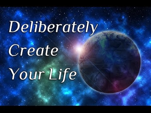 Watch This! If you Want to Deliberately Create Using Law of Attraction (Powerful!)