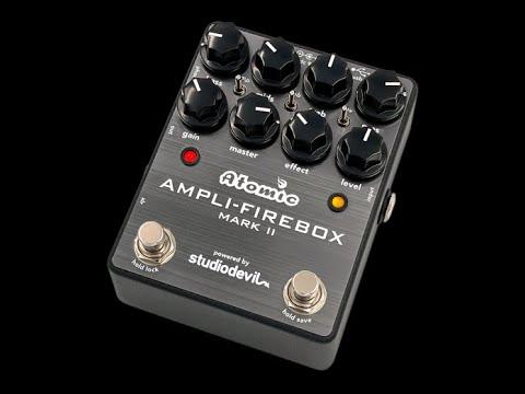 Ampli-Firebox Mark II - Official Trailer