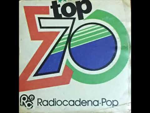COTE DE ECHENIQUE - MUSICA TOP 70 - RADIO 4 CANAL POP - RNE