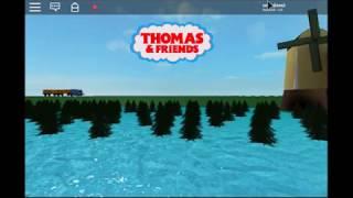 Thomas The Tank Engine Roblox Remake