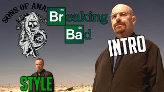 Breaking Bad Intro - Sons Of Anarchy Style