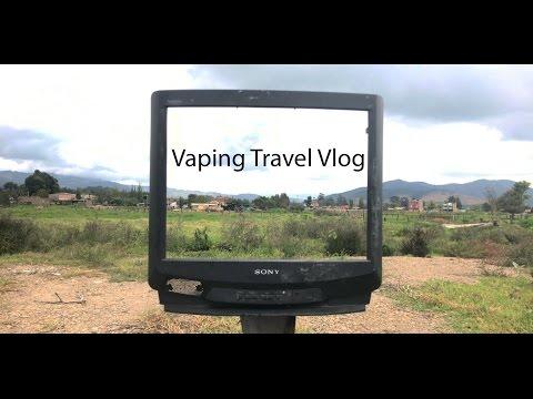 VAPING TRAVEL VLOG 001, VAPEANDO POR COLOMBIA - VLOG 002