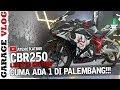 CBR250 Kabuki - Honda Sport Motorshow Palembang [Garage Vlog]