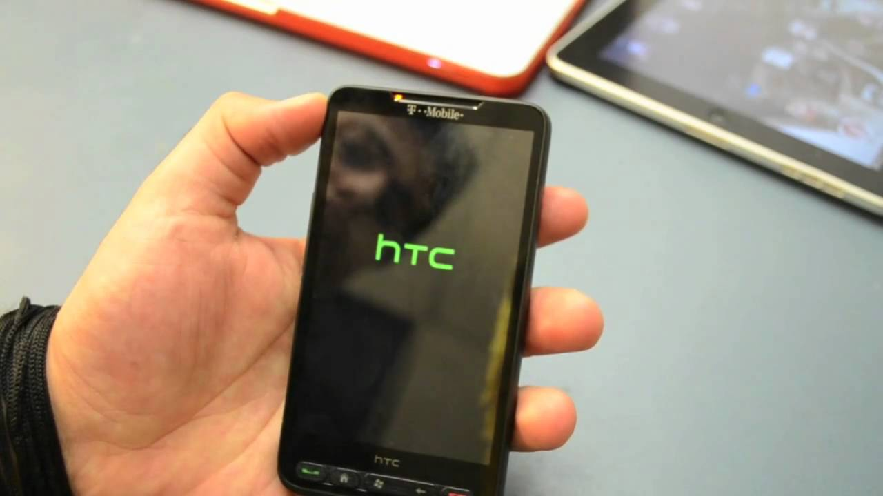 How to install android on htc hd2 or any windows phones for Innovation windows