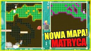 NOWA MAPA - MATRYCA | Ultimate Chicken Horse [#101] | BLADII