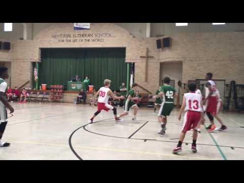 Westlake Preparatory Lutheran Academy Basketball 2016