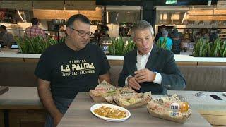 Tony's Table: Burritos La Palma Exposition Park