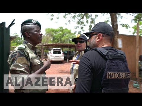 Five killed in Mali resort attack