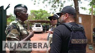 Five killed in Mali resort attack
