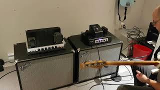 Ampeg PF 20T vs B15 Clone 1965