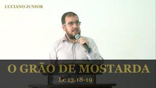 Luciano Junior - O grão de mostarda - Lucas 13.18-19