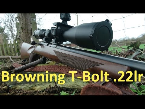 Browning T-Bolt - Full Review