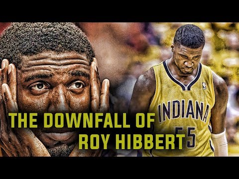 The Down Fall of Roy Hibbert (WHAT HAPPENED?)