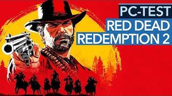 Rockstar stolpert auf den PC - Red Dead Redemption 2 PC-Test / Review