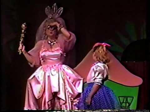 Wizard of Oz- Children's Corner- Original Stage Production 1987