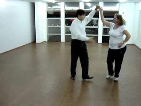 Jair E Vânia Machado Dançando Xote Gaúcho