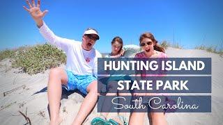 Hunting Island State Park, Campground & Lighthouse | South Carolina State Park [travel Vlog]