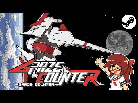 Intro + Gameplay :: Graze Counter (PC)  