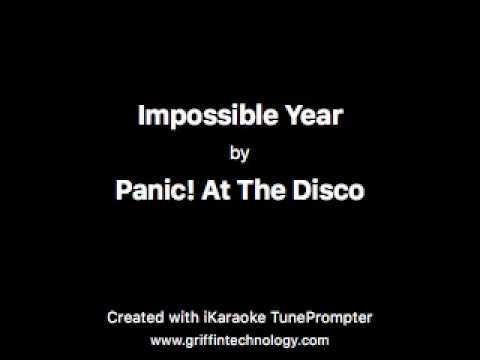 Impossible Year (Karaoke Version)