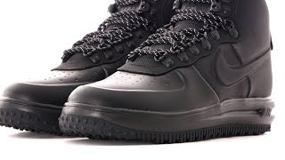 Nike Air Lunar Force 1 duck boot '18 quick review