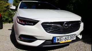 2018 Opel Insignia live!  Wrażenia na gorąco