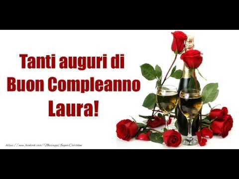 Buon Compleanno Laura!   YouTube