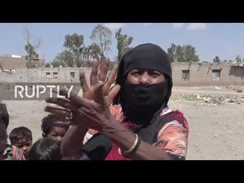 Yemen: Sanaa residents recall devastation of Saudi-led air raids
